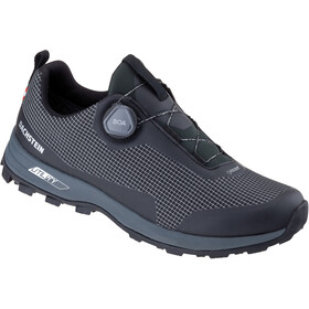 Dachstein Alpha Boa LC GTX Trekking Shoes Men, pirate black-black